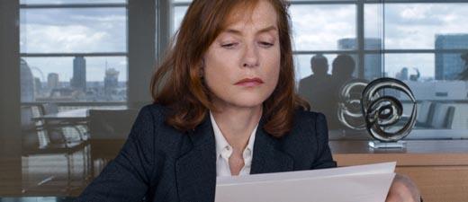 Best Actress Oscar winner Isabelle Huppert stars in Michael Haneke's new film, Happy End