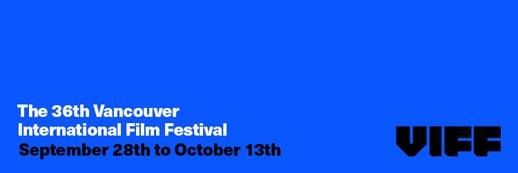 2017 Vancouver International Film Festival