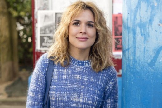 Adriana Ugarte, who stars in Pedro Almodóvar's new film, Julieta