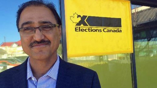 Liberal Amarjeet Sohi pulls out a squeaker in Edmonton Mill Woods