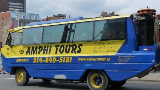 Amphi Tours of Montr�al