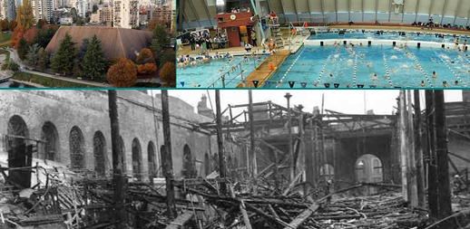 The Cedar Party Contends That Vancouver's Aquatic Centre is Due for Demolition