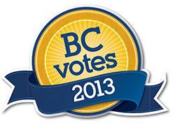 BC Votes 2013