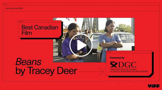 Tracey Deer's new film on 1991's OKA crisis, Beans, awarded Best Canadian Film at the 2020 Vancouver International Film Festival