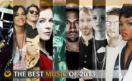 Best Music of 2013