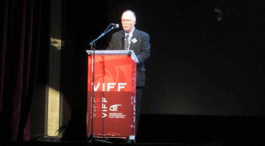 Bill Nowrie, VIFF Vogue Theatre Manager
