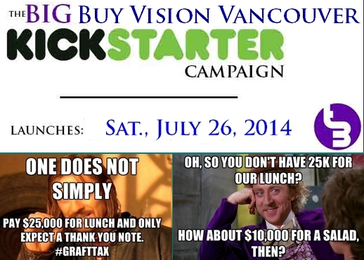 Buy Vision Vancouver