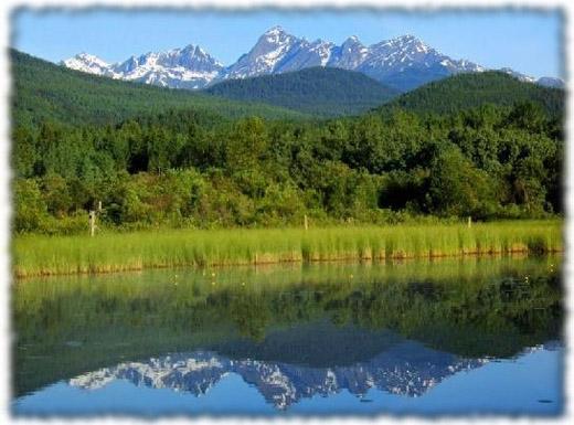 the Cariboo-North region of British Columbia