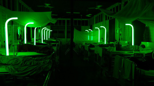 Cemetery of Splendour | Director, Apichatpong Weerasethakul