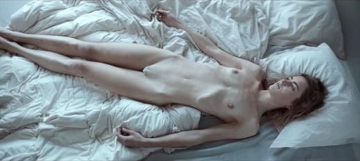 Hannah Hoekstra, starring in Sacha Polak's debut film, Hemel