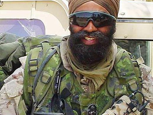 Harjit Singh Sajjan, Canada's new Minister of Defence
