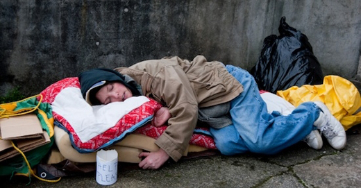 Vision Vancouver: Cruel, failed promise to end homelessness in Vancouver