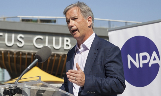 Kirk LaPointe, VanRamblings' Choice for Mayor of Vancouver