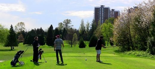 Langara Golf Course, Vancouver
