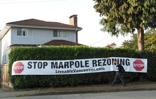 Stop Marpole Re-Development