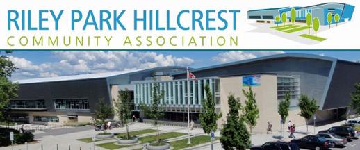 Riley Park Hillcrest Community Centre Association