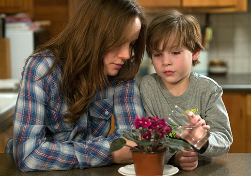Room, starring certain Oscar nominees Brie Larson and Jacob Tremblay