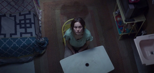 Breakout film of the year, Room, starring Brie Larson