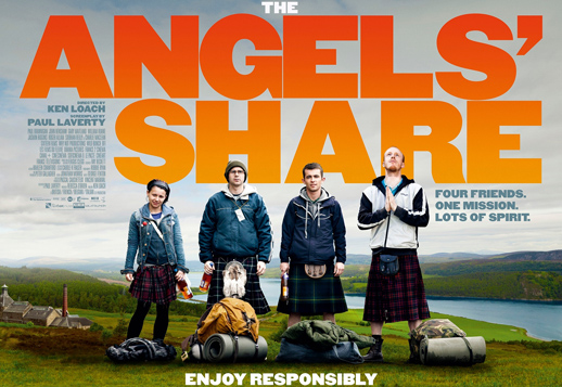 The Angels' Share, Ken Loach's new film