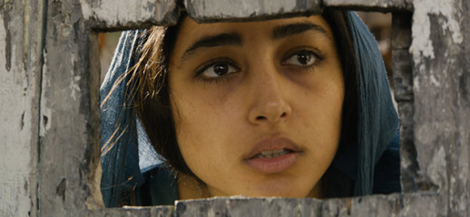The exquisite Golshifteh Farahani, in The Patience Stone