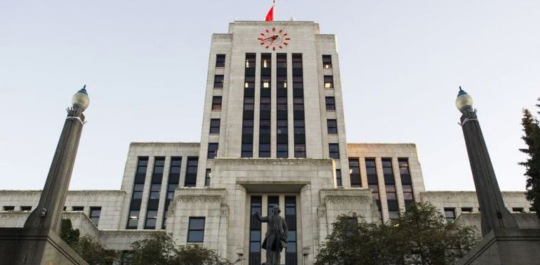 Forty-eight candidates are vying for a seat around the Council table at Vancouver City Hall