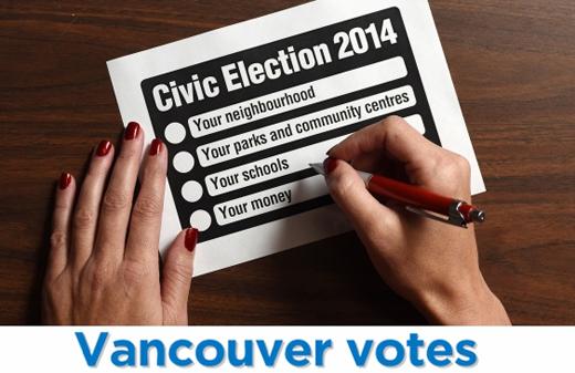 2014 Vancouver Municipal Election