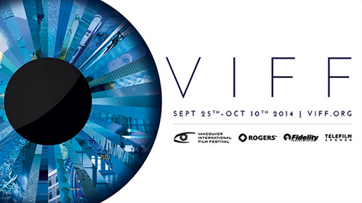 2014 Vancouver International Film Festival logo