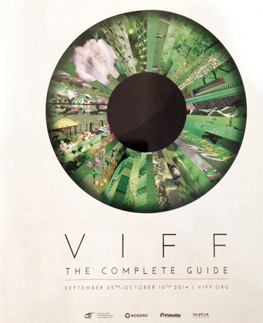 2014 Vancouver International Film Festival Guide