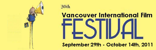 VANCOUVER INTERNATIONAL FILM FESTIVAL, click on header for today's VIFF films