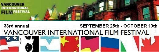 33rd annual Vancouver International Film Festival