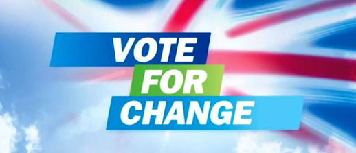 2015 Canadian Federal election: Vote for Change