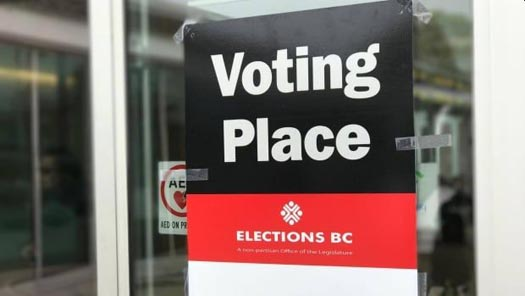 Vancouver Civic Election Voting Day Nov. 15th - Advance Polls Open Tuesday, Nov. 4th