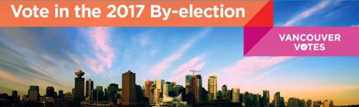 Vancouver School Board 2017 By-Election All-Candidates Meetings