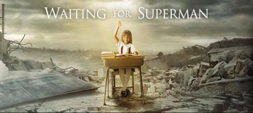 Poster for David Guggenheim's Waiting For Superman