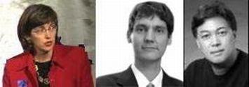 CATHERINE EVANS, DAVID EBY, KERRY JANG