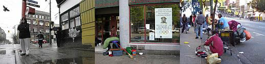 VANCOUVER'S DOWNTOWN EASTSIDE