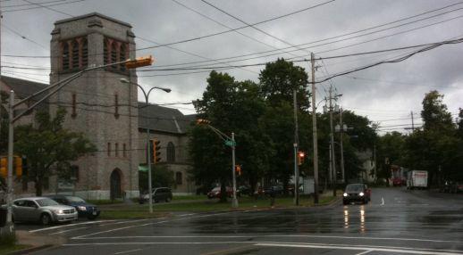 Coburg Road & Robie Street, Halifax